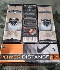 Nike Golf Balls 1 Dozen 9 Tour Accuracy/ 3 Power Distance