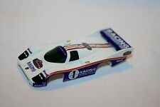 AFX TOMY PORSCHE 962 RACING #1 - BODY ONLY DISCONTINUED