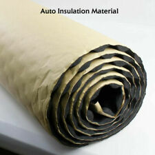 Wave Shape Cars Insulation Sound Proofing Material Strong Adhesive Back 84