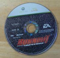 Burnout Revenge (Microsoft Xbox 360, 2006) - European Version PAL DISC ONLY