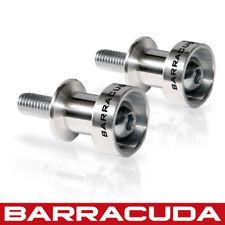 Yamaha YZF- R6 Barracuda Stand Bobbins Silver Paddock Stand Supports N5100/6/8