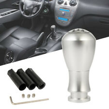 Universal Car Manual Gear Knob Shift Shifter Stick Lever Aluminum alloy 5 Speed