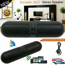 LOUD Bluetooth Speaker Wireless Waterproof Portable Stereo Bass USB/TF/FM Radio