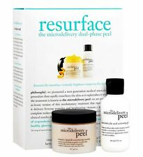 New Resurface by Philosophy The Microdelivery In-Home Vitamin C Peptide Facial