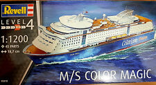M/S Color Magic Color Lines Cruises - Revell Kit 1:1200 - 05818 - Nuova