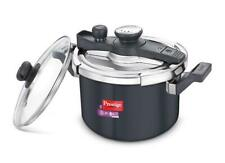 Prestige Savachh Clip on anodised pressure cooker/ pressure handi 5 ltr anyone
