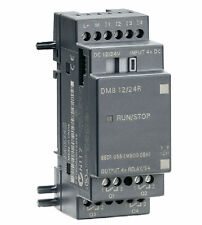 NEW 6ED1055-1MB00-0BA1 Siemens LOGO! DM8 12/24R, EXP. MODULE