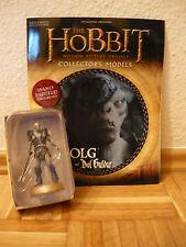 Hobbit Collectors Models: Bolg at Dol Gulgur (Nr. 6) ~Eaglemoss Sammelfigur