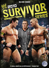 WWE Survivor Series 2010 DVD DEUTSCHE VERKAUFSVERSION