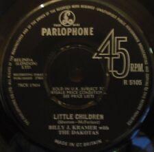 """BILLY J KRAMER & DAKOTAS - Little Children - 7"""" Single"""