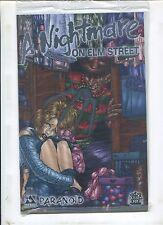 A NIGHTMARE ON ELM STREET: PARANOID #3 (SEALED) PLATINUM FOIL EDITION LIMITED!