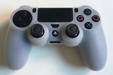 1 housse silicone blanc pour manette PS4 neuf