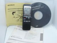 Sony ICD-PX820 (2048 MB, 535.5 Hours) Handheld Digital Voice Recorder