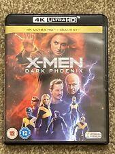 X-Men - Dark Phoenix 4K Ultra HD + Blu-Ray