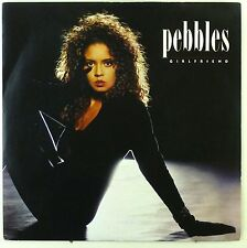 """7"""" Single - Pebbles - Girlfriend - S2249 - washed & cleaned"""