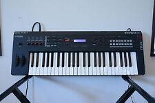 Yamaha MX49 Keyboard Synthesizer Killer Motif Sounds w/ gig bag, power supply