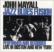JOHN MAYALL : JAZZ BLUES FUSION (CD) Sealed