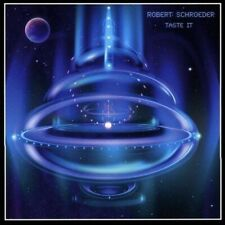 ROBERT SCHROEDER - TASTE IT  CD NEU