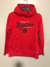 Fanatics Toronto Raptors Women's Small Pull Over Hoodie