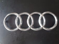 2012 -2016 Audi A3 Front rings Logo Genuine