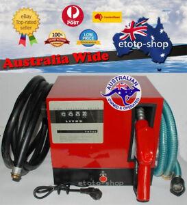 240V Digital Re-fueling Diesel Fuel Transfer Pump Station 60L/min - WARRANTY