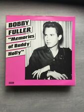 Bobby Fuller-Memories Of Buddy Holly Vinyl album