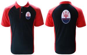 Maserati Polo Shirt
