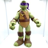 "2012 Viacom Teenage Mutant Ninja Turtles TMNT DONATELLO  10"" Action Figure ONLY"