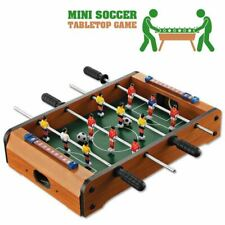 TABLETOP FOOSBALL - Mini Soccer Table Game