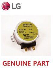 LG MICROWAVE TURNTABLE MOTOR 6549W1S018A MA3884NGR,MA3884VGS,MP-9482SA,MP-9483S