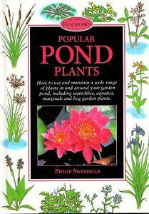 Popular Pond Plants by Philip Swindells (Hardback, 2000) Interpet Handbooks