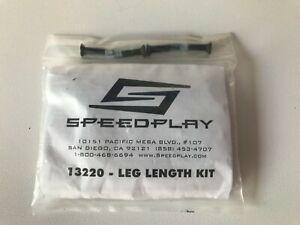 Speedplay #13220 Leg Length/extender kit. OEM, NEW.