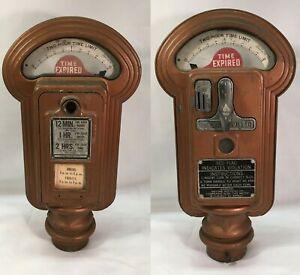 VTG Duncan Miller Parking Meter