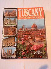 VINTAGE TUSCANY PHOTOGRAPHIC GUIDE BOOK- EXCELLENT
