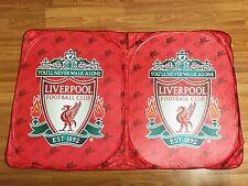 Liverpool Football Club Car Folding Front Sunshade Windshield Sunshield #B