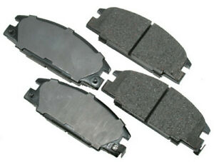 Frt Ceramic Brake Pads AkebonoACT363