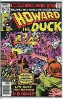 Howard the Duck 1976 series # 18 very fine comic book