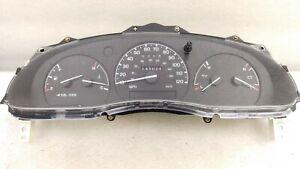 Ford Ranger Mazda B3000 B4000 instrument cluster speedometer gauges 98-00 145K