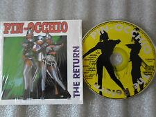 CD-PIN OCCHIO-THE RETURN-PHATA TURKINA MIX-DANCE POWER-MUSIC(CD SINGLE)94 2TRACK