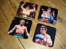 Ricky Hitman Hatton Boxing Sensation Drinks Coaster Set