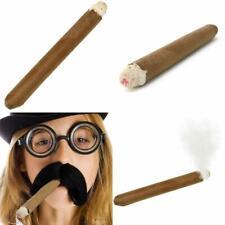 Skeleteen Fake Puff Costume Cigar - Child Safe Stunt Cigar For Costumes - 1 Piec