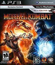 Mortal Kombat (Sony PlayStation 3, 2011)