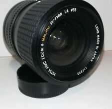 Hoya HMC 35mm-75mm f4 Zoom & Macro Lens Canon FD Fit