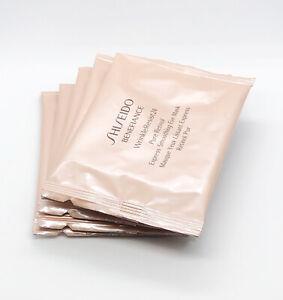 Shiseido Benefiance WrinkleResist 24 Pure Retinol Eye Mask 5 Packs NEW