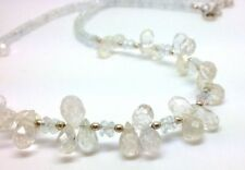 "Natural 16 - 17.99"" Strand/String Fine Necklaces & Pendants"