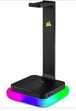 orsair Gaming ST100 RGB Premium Headset Stand with 7.1 Surround Sound NA Version