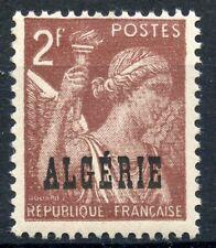 TIMBRE ALGERIE NEUF N° 234 ** TYPE IRIS