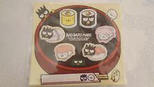Sanrio Badtz Maru Sticky Notes Sushi