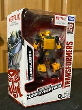 Transformers War for Cybertron Bumblebee Netflix Walmart exclusive