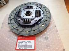 New Genuine Honda Civic 1.6 01-05 Clutch friction plate  22200-PLL-005  A108